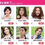 《2015閃亮星電視大賞》— 快來選出最令你心動的女演員吧!