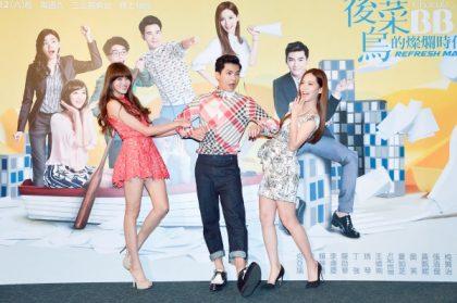 另類反攻國際!炎亞綸帶著全世界第27名超帥臉龐進軍香港國際影視展!