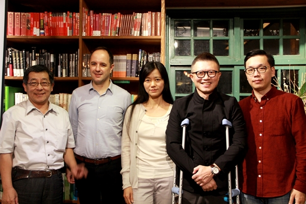 欣賞台灣獨立書店的美好 《書店裡的影像詩》用影像與世界對話