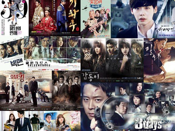 為什麼追韓劇的人總是比追台劇的多?