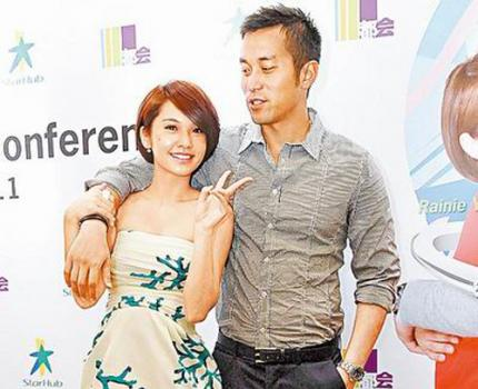醉後決定愛上你 楊丞琳、張孝全新加坡海外宣傳