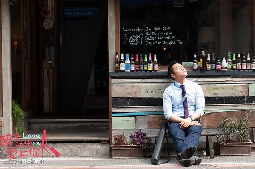 臺灣首部文創偶像劇「醉後決定愛上你」 4/17台視首播