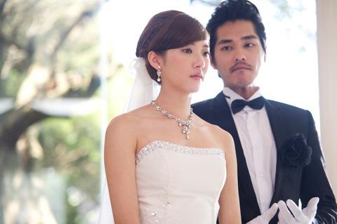 【粉愛粉愛你】藍正龍 林逸欣為戲穿婚紗喊想婚