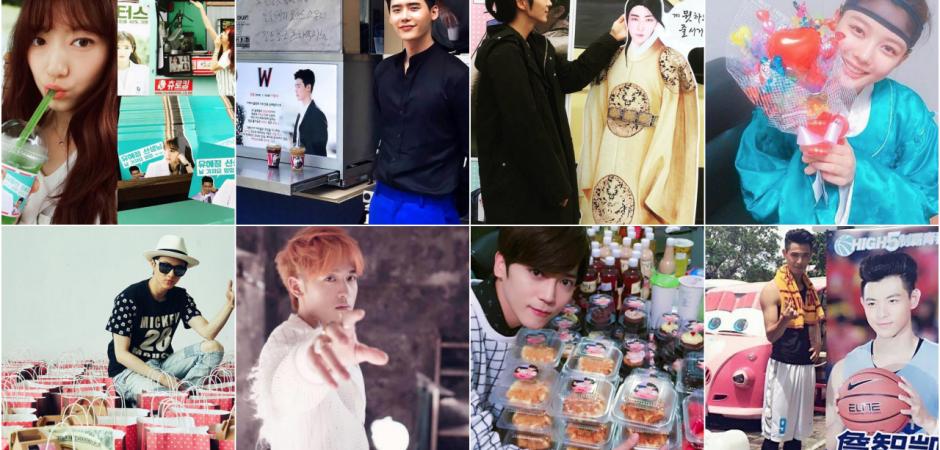 台韓粉絲應援大比拼!裝滿愛的食物餐車 拼人氣PK創意!
