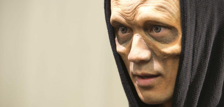 嘿你哪位?《來自未來的史密特》林佑威帥臉崩壞變身比克大魔王