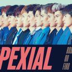 夯團SpeXial再添兩名生力軍!8月發行專輯『Boyz On Fire』如虎添翼