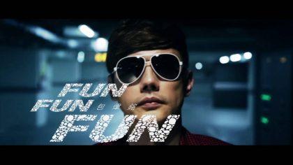 腹肌歐巴包偉銘  舞曲「Fun Fun Fun」 再掀迪斯可熱浪