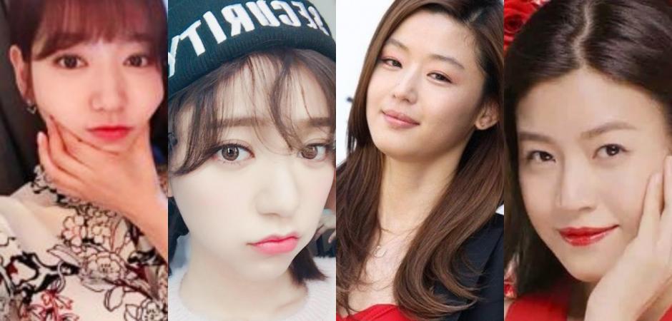 新出爐台韓明星撞臉點名冊,女神郭雪芙、陳妍希都上榜啦!