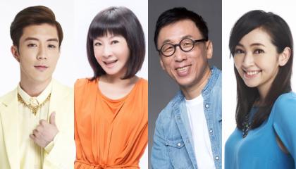 第51屆廣播金鐘禮讚9/1登場  吳淡如、聶雲、蔡燦得、棒棒堂小杰擔任揭獎人