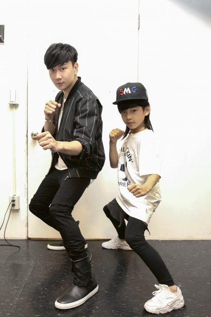 『龍拳小子隊長』林秋楠 年僅12歲多次獲世界冠軍  讓JJ笑稱要拜林秋楠為師