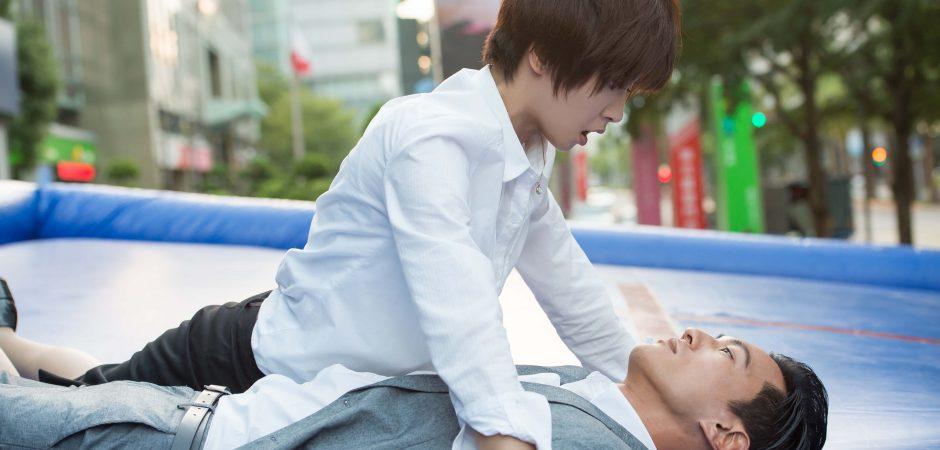 《在一起,就好》曾沛慈偕鍾承翰從13樓跳下去?飛撲對方感覺像暈船?