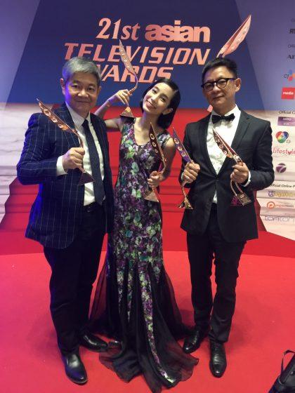 恭賀《一把青》亞洲電視獎狂掃最佳導演、最佳女主角、最佳編劇等五大獎!