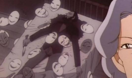 圖 / 翻攝自名偵探柯南《詛咒假面的冷笑》