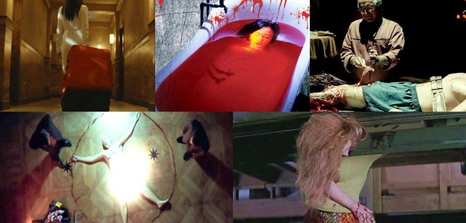 人家好害怕~~愛看又怕看的「十大經典死狀」挑戰你半夜上廁所的勇氣!