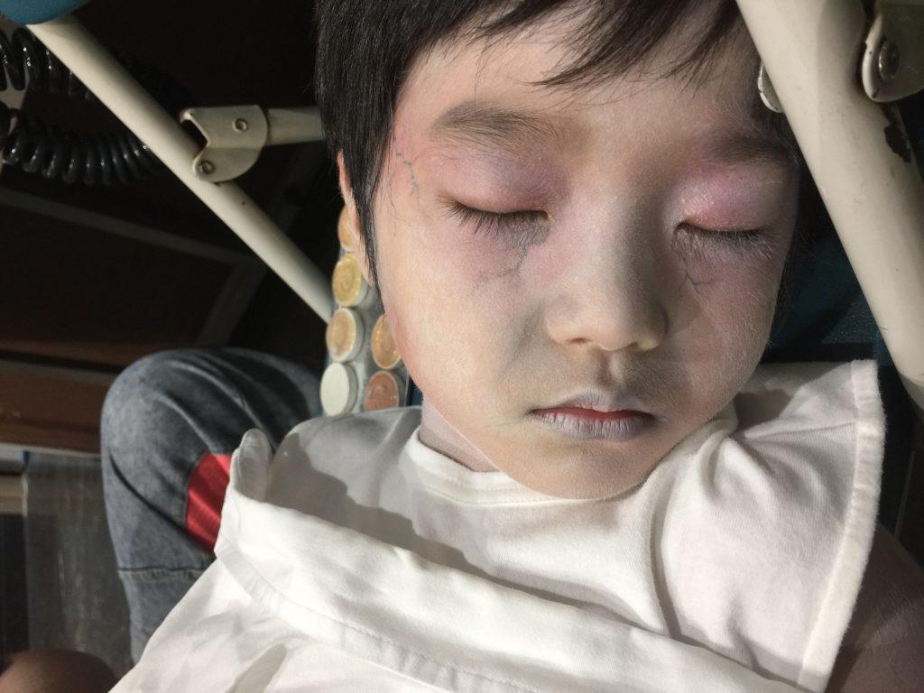 圖 / Kiara SFX 特效化妝提供