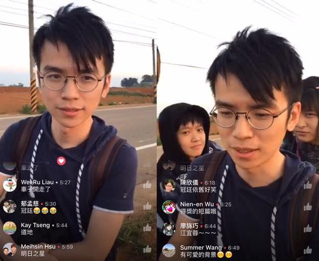 圖 / 摘自花甲男孩轉大人_植劇場Qseries臉書